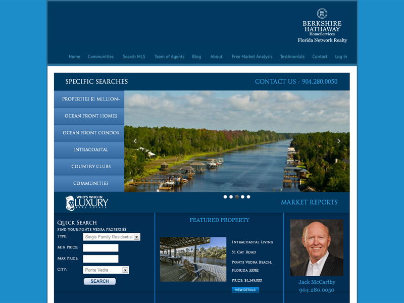 A Complete Realestate website